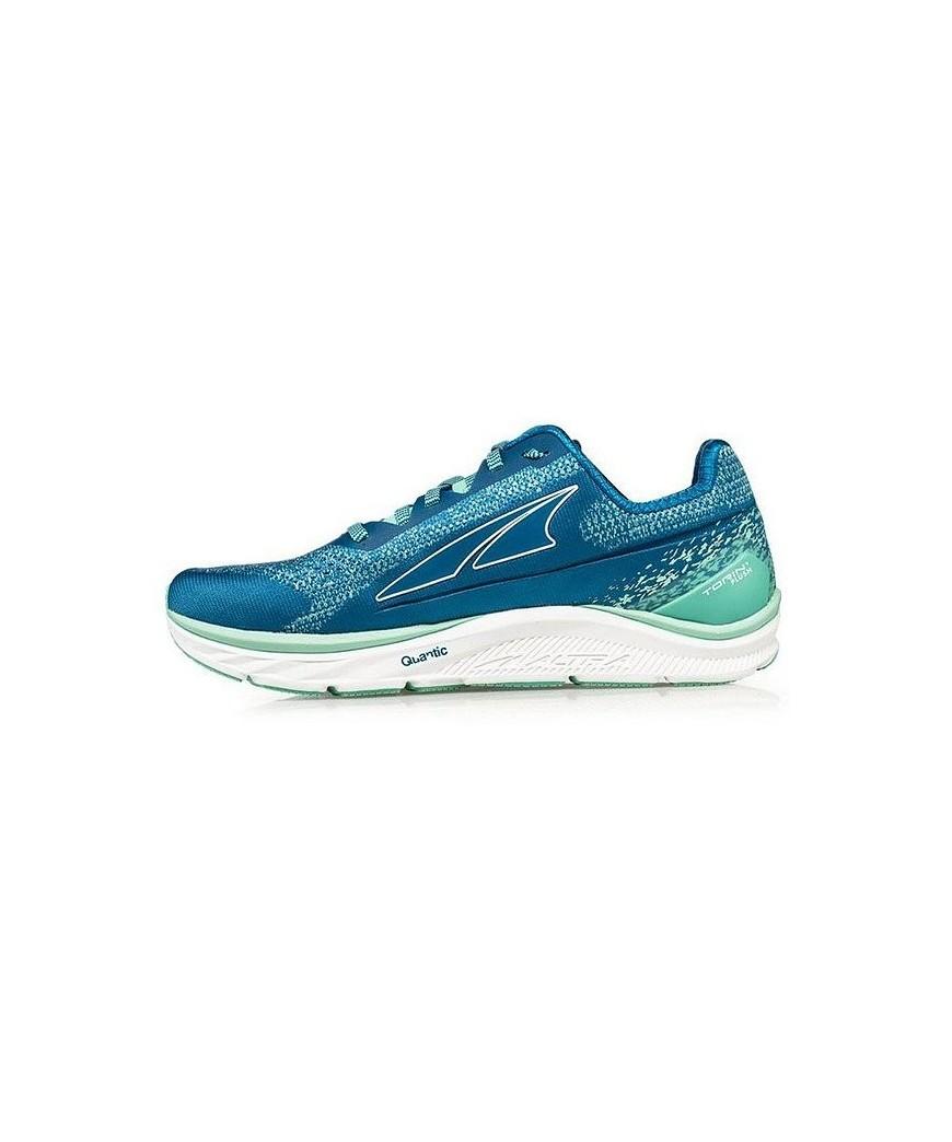 Scarpe Scarpa ALTRA RUNNING Donna Neutra - TORIN 4 PLUSH - Blue/Green 120,00€