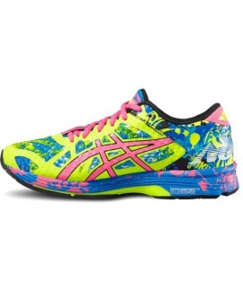 Scarpe Scarpa ASICS Donna Stabile - Gel-Noosa Tri 11 - Safety Yellow/Hot Pink/Electric 120,00 €