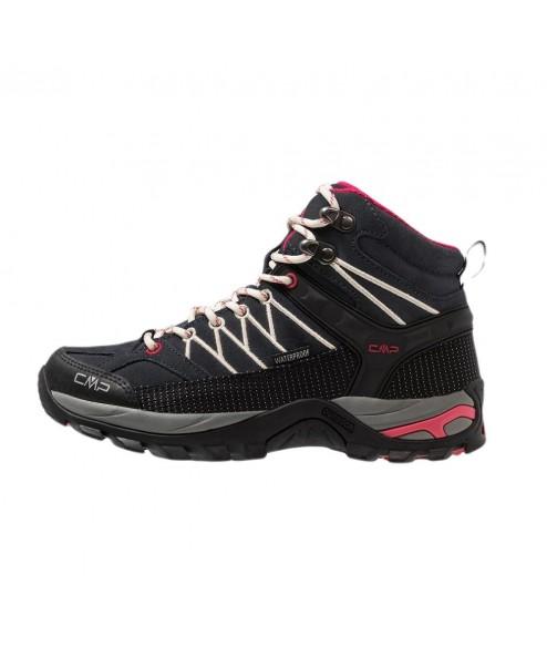 Scarpe Scarpa CMP (Trail) Donna - Rigel Mid - Grey/Fuxia/Ice 72,00€