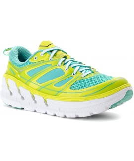 Scarpe Scarpa Hoka One One Donna Stabile - CONQUEST 2 - Acid/Waterfall 116,25 €
