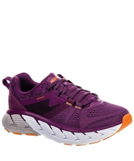 Scarpe Scarpa Hoka One One Donna Stabile - GAVIOTA 2 - Grape Juice/Bright Marigold 165,00 €