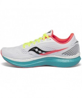 Scarpe Scarpe Running uomo Saucony Endorphin speed white mutant blanc S20597-10 143,00 €