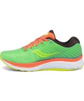Scarpe Scarpa Running donna Saucony Guide 13 Green mutant vert S10548-10 99,00 €