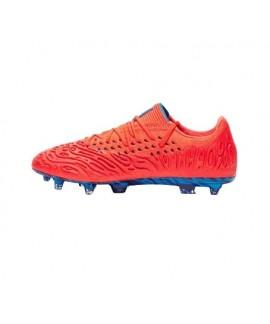 Scarpe Scarpa calcio Puma Future 19.1 Netfit Mx SG Red Black-bleu Azur 170,00€