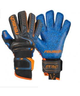 Guanti Portiere Guanti Portiere Reusch Attrakt G3 Fusion Evolution 5070939 7083 Black/shocking o 99,00€