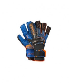 Guanti Portiere Guanti Portiere Reusch Attrakt G3 Fusion Goaliator 5070993 7083 Black/shocking o 119,00€