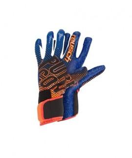 Guanti Portiere Guanti Portiere Reusch Pure Contact 3 G3 Fusion 5070900 7083 black/shocking oran 99,00€
