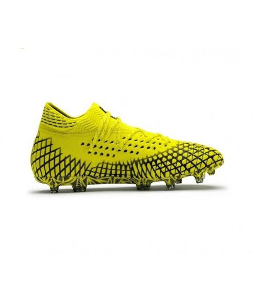 Scarpe Scarpa calcio uomo Puma Future 4.1 Netfit FG/AG Yellow Alert-puma Black 149,00€