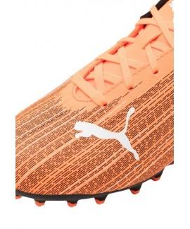 Scarpe Scarpa bambino calcio Puma Ultra 4.1 MG Jr shocking orange-puma black 10610101 45,00€
