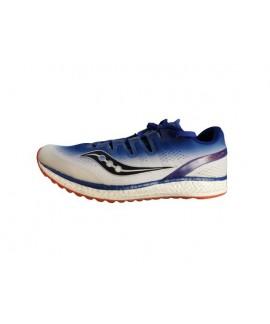 Scarpe Scarpa running uomo Saucony Freedom ISO Blu/wht bleu/blanc S20355-5 99,00€