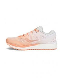 Scarpe Scarpa running donna Saucony freedom Iso 2 peach peche S10440-37 139,00€
