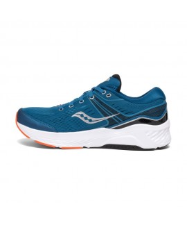 Scarpe Scarpa running uomo Saucony Munchen 4 blu/org blue/orange S20554-25 125,00€