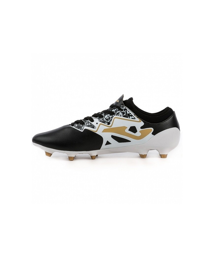 Scarpe Scarpa calcio Joma Champion Max 601 Black-Gold FG CMAXW.601.FG 80,00€