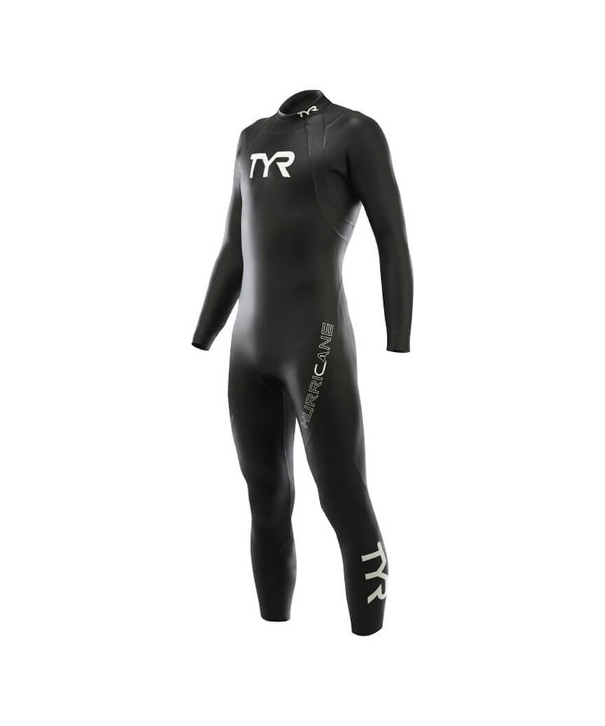 Triathlon Triathlon Muta TYR Triathlon M Hurcane Cat 1 WSUIT hcctm6a 064 Blk/Wht 199,00€