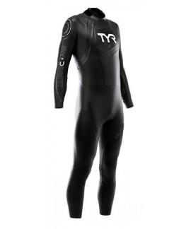 Triathlon Muta TYR Triathlon M Hurcane Cat 2 WSUIT hccoma 088 Blk/grey 299,00€