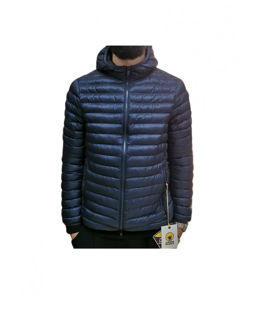 Abbigliamento Piumini Ciesse uomo Rich trapuntato blu scuro 140,00€
