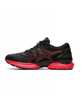 Scarpe Scarpa running uomo Asics Gel-Nimbus 22 Black/Classic red 145,00€