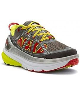 Scarpe Scarpa Hoka One One Donna Stabile - CONSTANT 2 - Grey/Acid 116,25 €