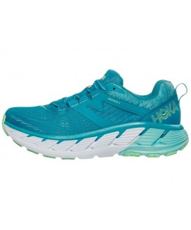 Scarpe Scarpa Hoka One One Donna Stabile - GAVIOTA 2 - Dark Shadow/Caribbean Sea 165,00 €