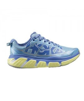 Scarpe Scarpa Hoka One One Donna Stabile - INFINITE - Sky Blue/Sunny Lime 108,75 €