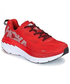 Scarpe Scarpa Hoka One One Uomo Neutra - BONDI 5 - High Risk Red/Haute Red 155,00 €