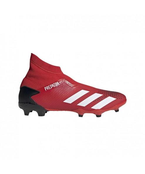 Scarpe Scarpa calcio Adidas Predator 20.3 LL FG EE9554 Acted/ftwwht/cblack 79,00€