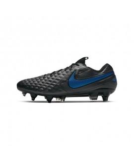Scarpe Scarpa calcio uomo Nike Legend 8 Elite SG-PRO AC black/black-hero noir/heros ble 159,00€