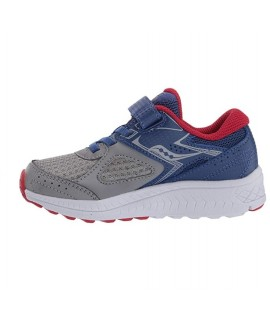 Scarpe Scarpa bambino Saucony S-Cohesion 13 JR BL/GY/RD SL262538 57,00 €