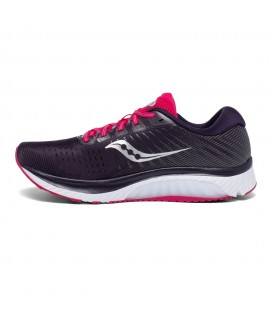 Scarpe Scarpa running donna Saucony Guide 13 Dusk/berry baie S10548-20 99,00€