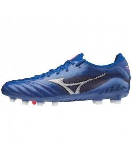 Scarpe Scarpe Calcio uomo Mizuno P1GA209125 Morelia Neo III B elite Blu 179,00€