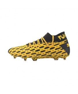 Scarpe Scarpe calcio Puma Future 5.1 Netfit FG/AG ultra yellow-Puma-Black 220,00 €