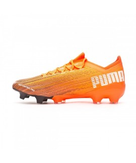 Scarpe Scarpe calcio Puma Ultra 1.1 Fg/AG shocking orange-puma black 10604401 195,00 €