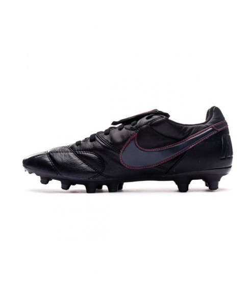 Scarpe Scarpa calcio Nike The Nike Premier II FG black/dk smoke grey-chile red 100,00 €