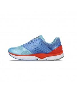 Scarpe Scarpa running donna Karhu Fast 7 Mre Silver lake/blue topaz/poppy 99,00€