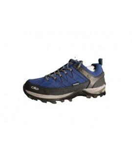 Scarpe Scarpa running uomo CMP Rigel LowTrekking Shoes Wp 3Q13247 04MD Marine-B.Blue 79,20€