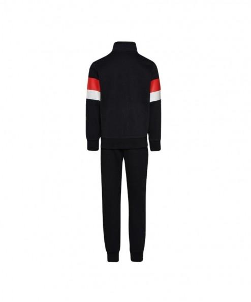 Abbigliamento Tuta Diadora Junior JG.Hoodie FZ Suit 5Palle Blac 49,00€
