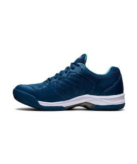 Scarpe Scarpa tennis uomo Asics Gel-Dedicate 6 Clay Mako blue/White 1041A080-404 59,00€