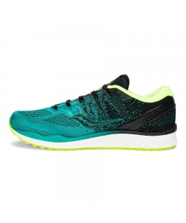 Scarpe Scarpa running uomo Saucony Freedom ISO 2 Teal sarcelle S20440-37 108,50€