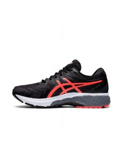 Scarpe Scarpa running donna Asics GT-2000 8 Black/Sunrise Red 1012A591-008 145,00 €