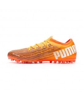 Scarpe Scarpa calcio uomo Puma Ultra 3.1 MG shocking orange-puma black 79,00 €