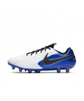 Scarpe Scarpa calcio Uomo Nike Legend 8 Elite AG-Pro white/black-hiper royal BQ2696104 215,00€